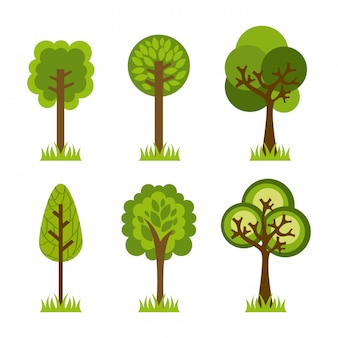 Ecology design over  background vector illustration
