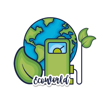 Ecology earth planet to environment care