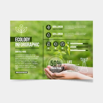 Экология инфографики с фото