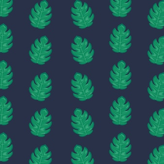 Ecology leafs plants pattern