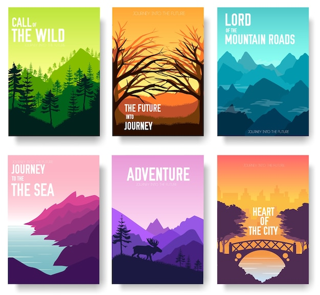 Ecology template of flyear, magazines, poster, book cover, banners. outdoor invitation background.