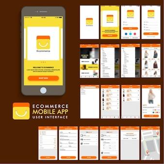 Eコマース、モバイルアプリ