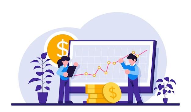 Восстановление экономики после окончания финансового кризиса иллюстрация