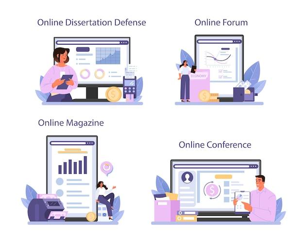 Интернет-сервис или платформа economist