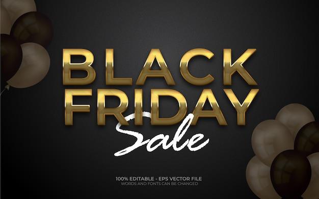 Editable black friday hot sale online shopping promotion