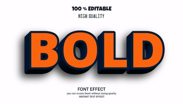 편집 가능한 글꼴 효과