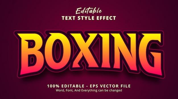 Редактируемый текстовый эффект вставка текста в заголовок игрового стиля