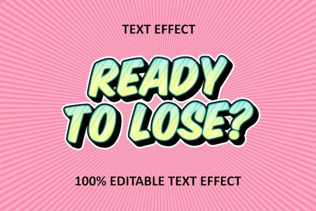 Редактируемый текстовый эффект зеленый пастельный зеленый розовый