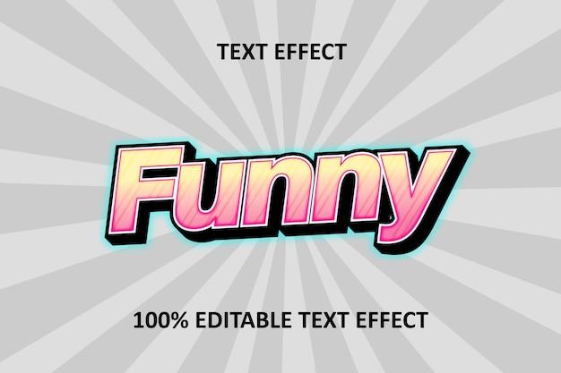 Редактируемый текстовый эффект желто-розовый