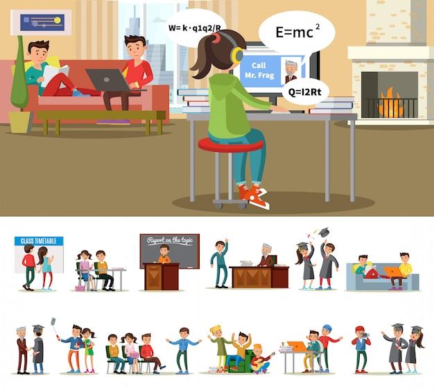 Концепция образования и обучения