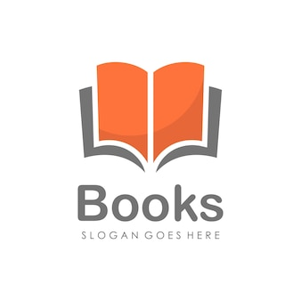 Education and book logo
