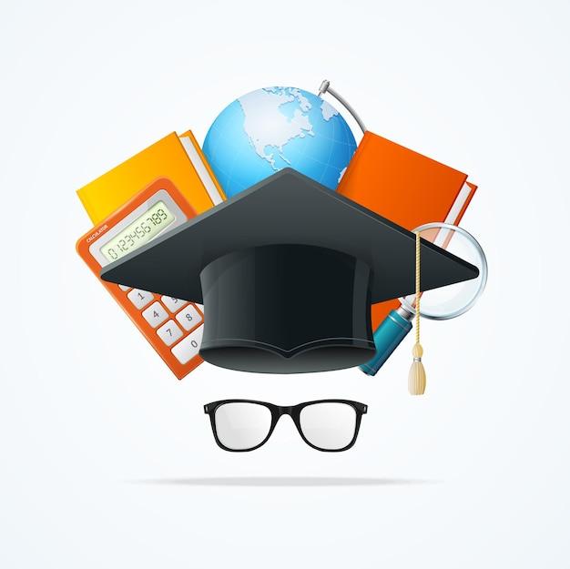 教育の概念。研究の要素。
