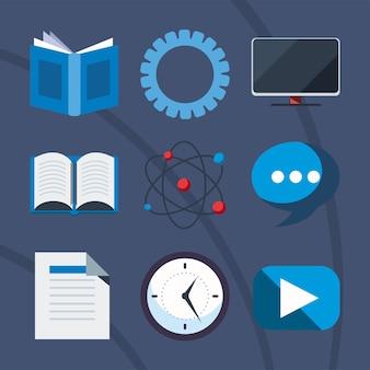 Образовательные онлайн-символы