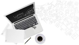 Education technology concept