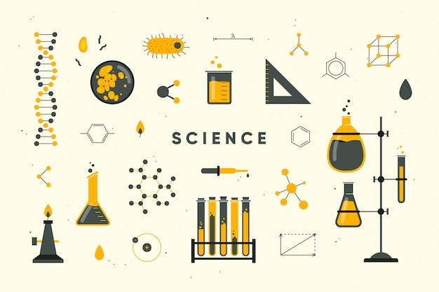 Educational science concept