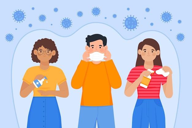 Эффективные способы профилактики коронавируса