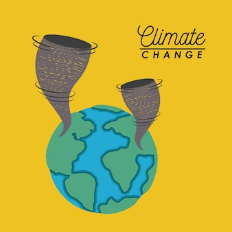 気候変動の影響