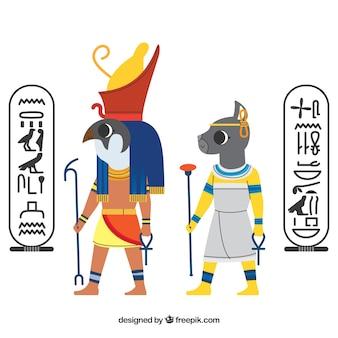 Египетские боги и символы