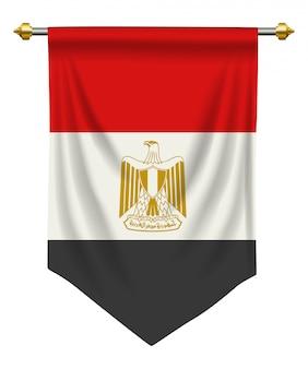Egypt pennant