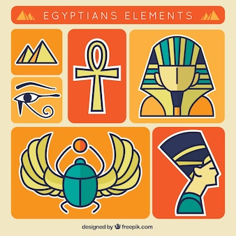 Egyptian Elements Collection
