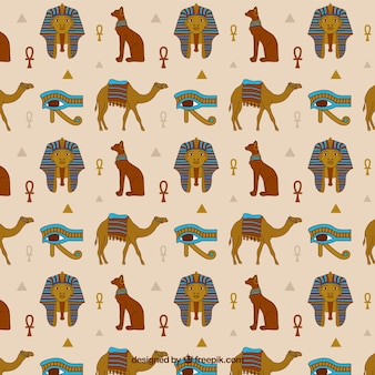Egyptian pattern