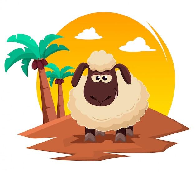 Eid al adha mubarak、伝統的なイスラム教徒の休日、