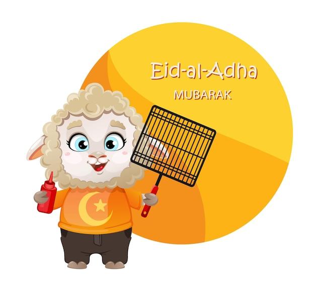 イードアルアドハムバラク面白い漫画のキャラクターラムクルバンバイラミ