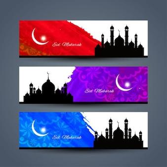 Banner eid mubarak