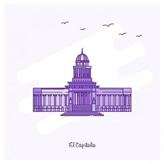 El capitolio landmark