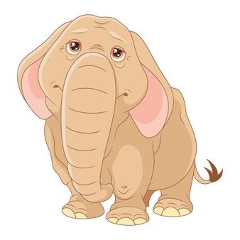 노인 코끼리 만화
