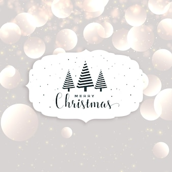 Eleagnt christmas seasonal background design