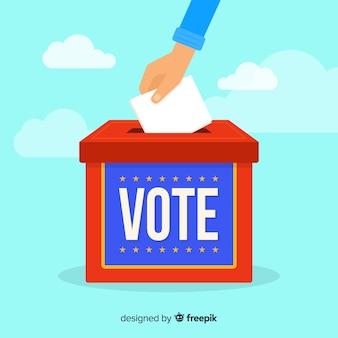 Election box concept