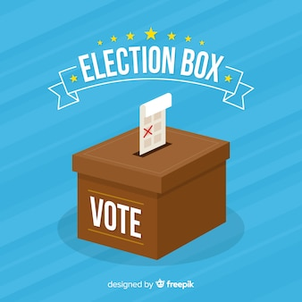 Election box design