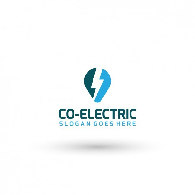 electrical logo vectors photos and psd files free download rh freepik com electrical logos uk electrical logos images