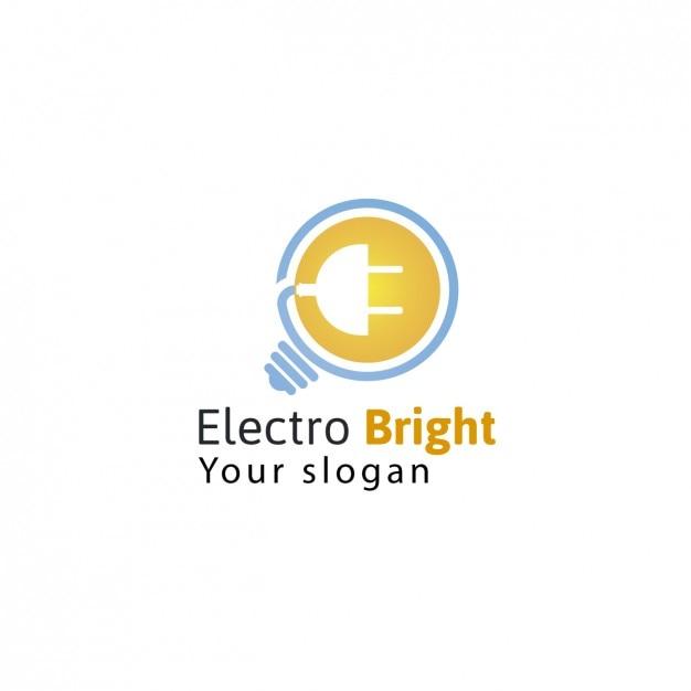 electrical logo vectors photos and psd files free download rh freepik com electrician logo free uk electrician logo free uk