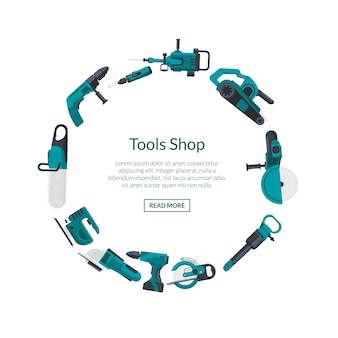 Electric construction tools