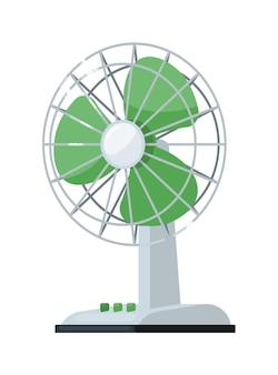 Electric desk fan home appliance