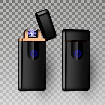 Electric lighter set