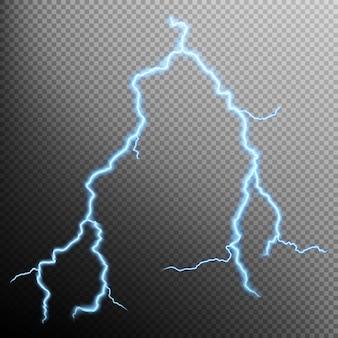 Electric lighting effect.