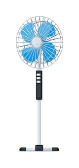 Electric office pedestal fan
