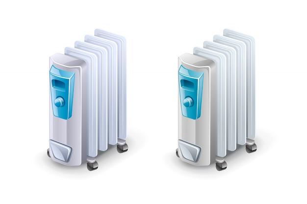 Электрический нагреватель масла