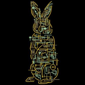 Electric rabbit