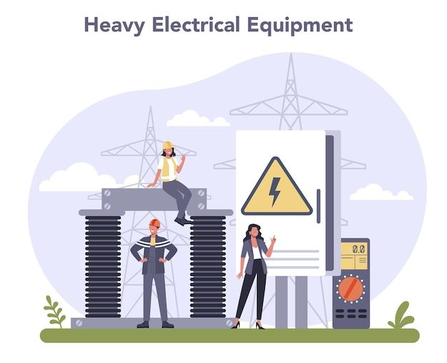 Electrical components and equipment industry