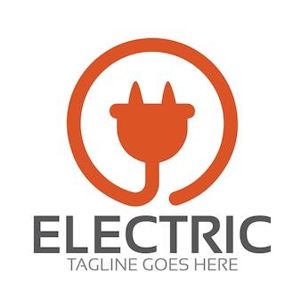 전기 로고