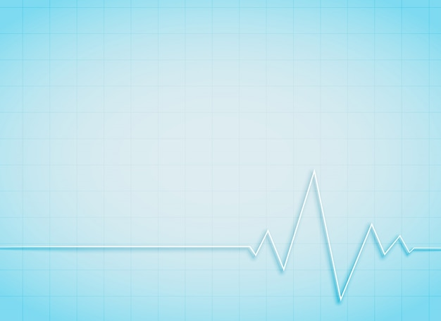Electrocardiogram background