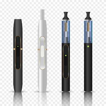 Electronic cigarette or vaporizer device.