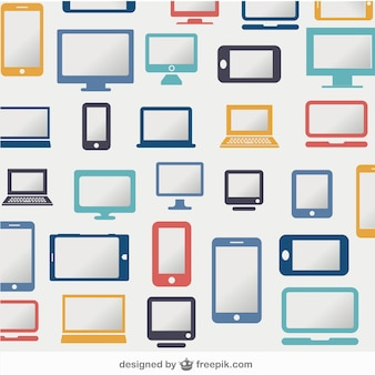 Electronic devices background