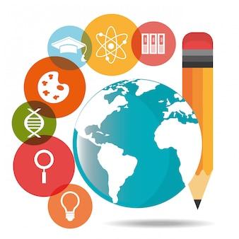Electronic education or e-learning