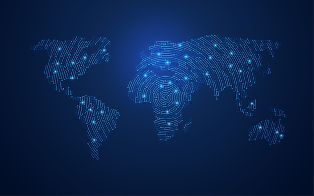 Электронный мир