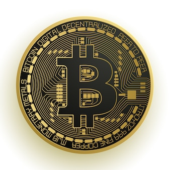 Electronical bitcoin design